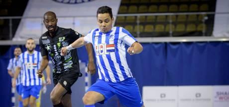 Zaalvoetballers FC Eindhoven in halve bekerfinale tegen Hovocubo
