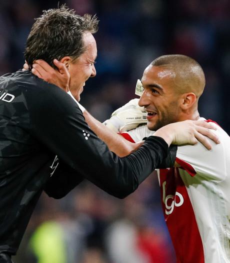 Voor zeven PEC-spelers en trainer heeft treffen met Ajax veel weg van reünie