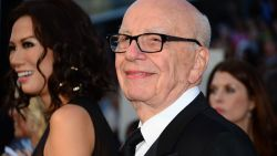"Mediamagnaat Rupert Murdoch over strijd tegen nepnieuws: ""Facebook zou betrouwbare nieuwsbronnen moeten betalen"""