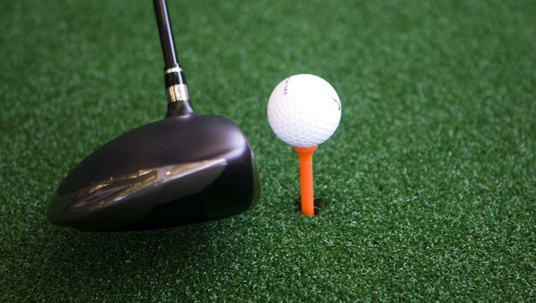 Directeur Jeroen Stevens van de Nederlandse golffederatie hoopt dat de toetreding helpt de kennis van golf in Nederland te vergroten. Foto ANP Beeld