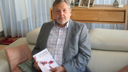 Stadsdichter Gie Nijs schrijft gedichtenboek bij Vredesroute
