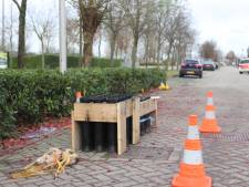 Officier eist taakstraffen voor vuurwerkravage Etten-Leur: 'Zowat de halve straat lag in puin'