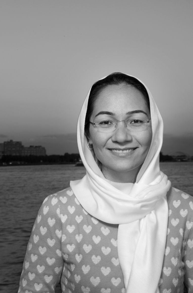 Shirin Musa, directeur Femmes for Freedom. Beeld Rogier Maaskant