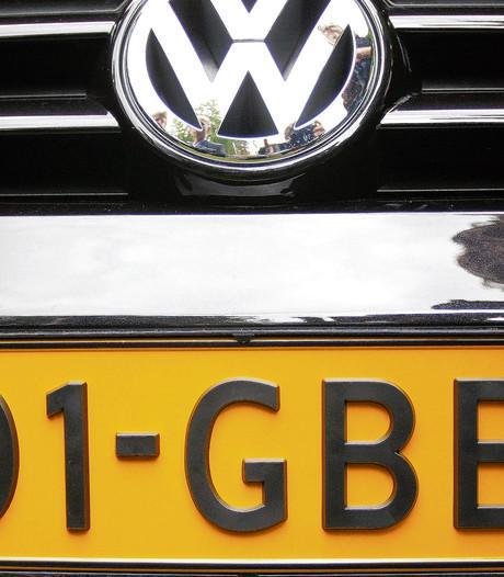 Één vergunning voor twee auto's in Kampen