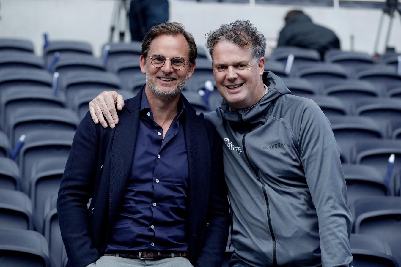 Ronald de Boer en Guido Albers.