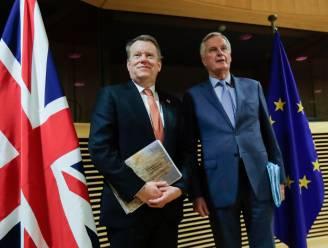 Nieuwe onderhandelingsronde over brexit onder slecht gesternte van start
