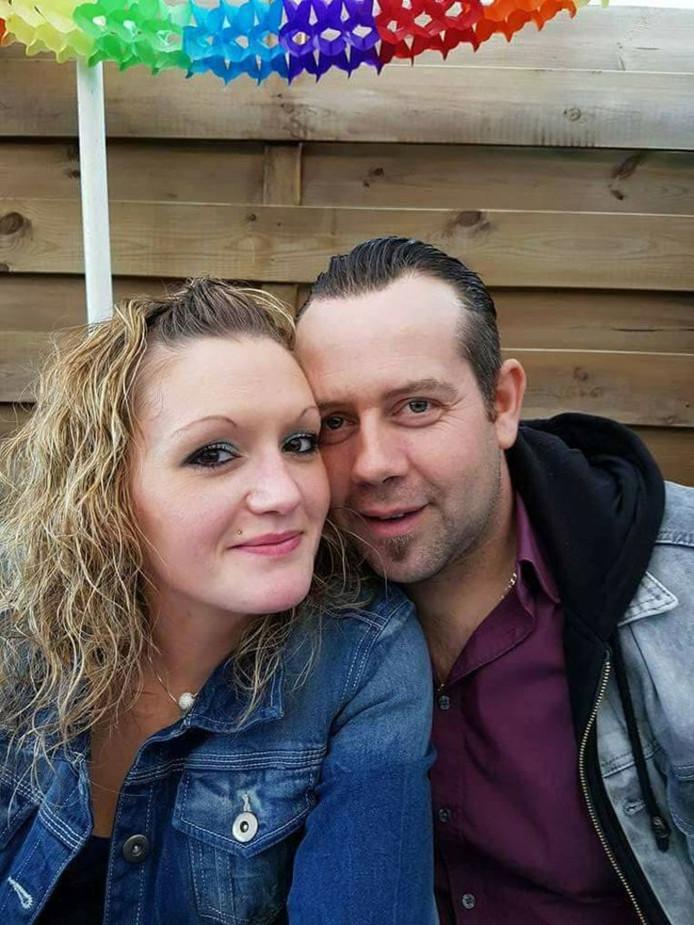 Aurélie Montchéry et Sébastien De Leenheer étaient en couple depuis quatre ans