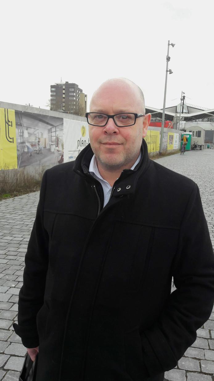 Jean-Paul Buijs, als jurist gespecialiseerd in beveiligingsbranche.