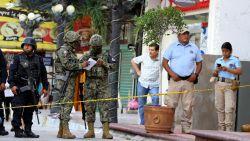 Vijf doden bij schietpartij in toeristisch Acapulco