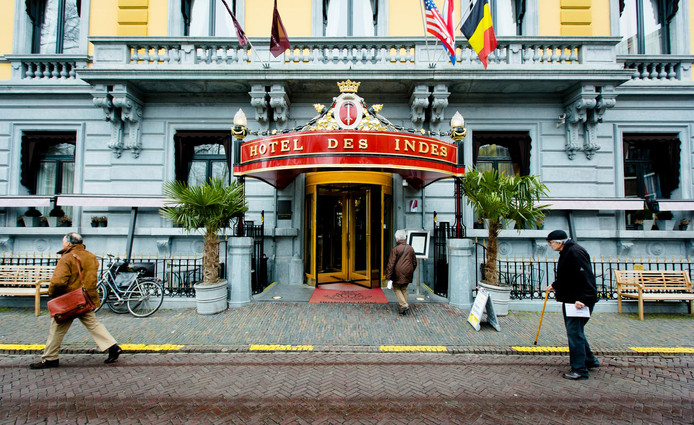 Hotel Des Indes behoort tot 'The Leading Hotels of the World'