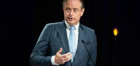 Bart De Wever fait aussi de la question de l'avortement un point de rupture