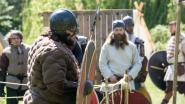 IN BEELD. Vikings stranden tijdens paasweekend in Geetbets