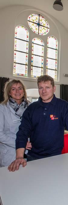 Te koop voor bijna 1,2 miljoen euro: super-de-luxe kerk in Hulsel