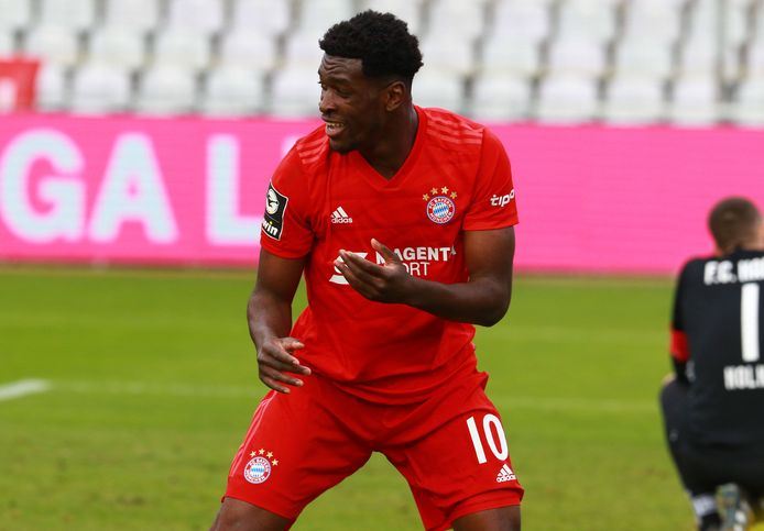 Kwasi  Wriedt was bij de hervatting van de derde Bundesliga goed voor een assist.