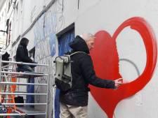 Straatbeeld: Van Gogh is complex voor op de muur, maar staat straks toch in graffiti in Korte Putstraat