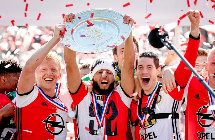Landskampioen Feyenoord.