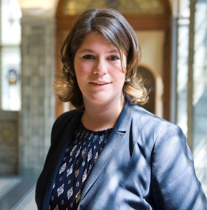 Joyce Vermue, sinds anderhalf jaar burgemeester van Zundert, waar ook de kernen Rijsbergen, Achtmaal en Klein-Zundert ondervallen.