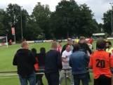 Massale vechtpartij bij amateurduel in Apeldoorn