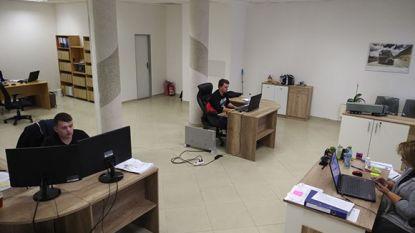 Spookbedrijven in het Oostblok ontmaskerd: druk volgens site van transportfirma, maar in realiteit is er niks