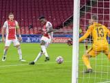 Ajax laat grote kansen liggen tegen Liverpool