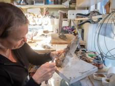 'Als beeldend kunstenaar heb je initiatieven als het Landelijk Atelierweekend nodig'