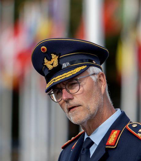 Nieuwe commandant EATC in Eindhoven: 'Ik geloof heel erg in dit concept'