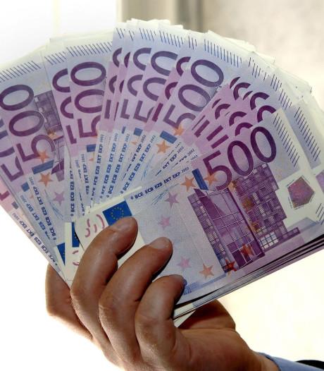 OM: 'Gevonden geld in Den Bosch werd witgewassen'