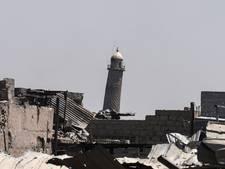 Leger Irak herovert moskee van waaruit IS kalifaat uitriep