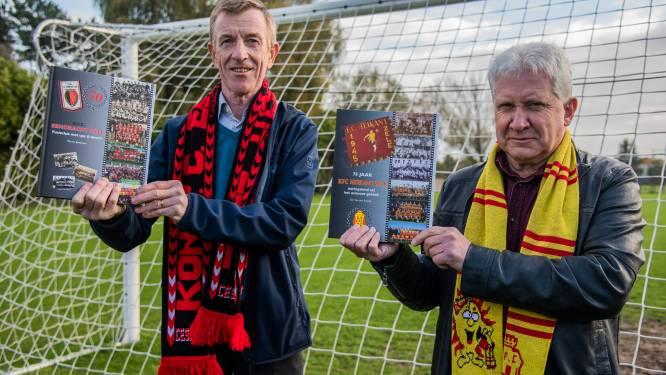 75 jaar KFC Heikant en 50 jaar Eendracht Zele: Marnix Boeykens en Eric Van den Broeck vereeuwigen Zeelse voetbalgeschiedenis in boek