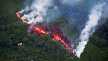 Nieuwe gigantische breuk in aardkorst: vulkaan blijft ongenadig lava spuwen op Hawaï