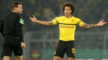 Zuur voor Witsel en co: Rode Duivel geeft met Dortmund 3-0-voorsprong uit handen in slotkwartier, ex-spits van Standard scoort twee keer