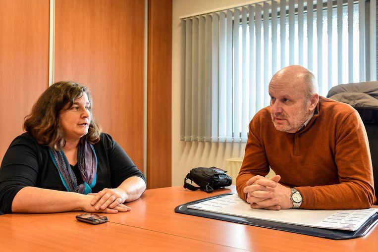 Maria De Sterck zal Jan Ketels opvolgen als korpschef.