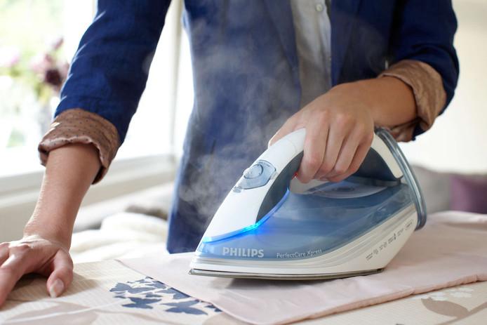 Philips bekijkt de opties voor zijn divisie voor huishoudelijke apparaten. De tak produceert onder meer strijkijzers.