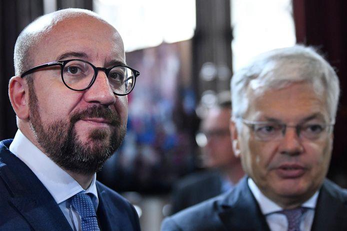 Charles Michel (MR) espérait dans un premier temps que son collègue Didier Reynders puisse accéder à la présidence de la BEI. Mais cette ambition ne s'est pas concrétisée car le président allemand a conservé son poste et Didier Reynders ne comptait pas se satisfaire d'une vice-présidence.