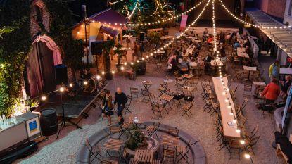 Na onzekere toekomst Terrasjesavonden op Grote Markt, nu ook zomerbar Cour et Jardin op de helling