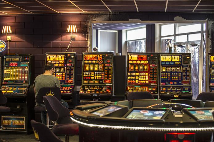 EIBERGEN King's Casino mag uitbreiden van 35 naar 50 speelautomaten.