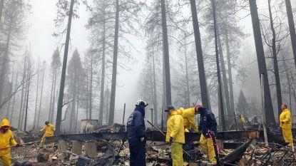 """Dodelijkste brand in Californië voor """"100 procent"""" onder controle"""