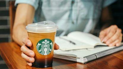 Starbucks stopt met plastic rietjes