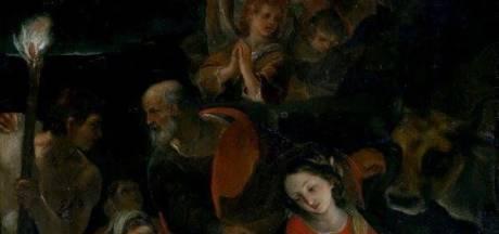 Veiling schilderijtje brengt 400 keer meer op dan verwacht