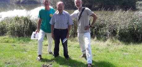 Stichting Ons Nollebos inventariseert bijzondere flora en fauna in Vlissings Nollebos