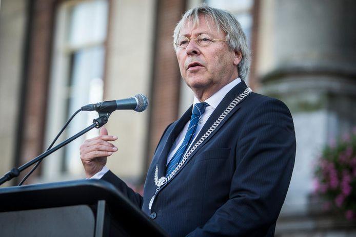 Peter den Oudsten was eerder burgemeester van Groningen.