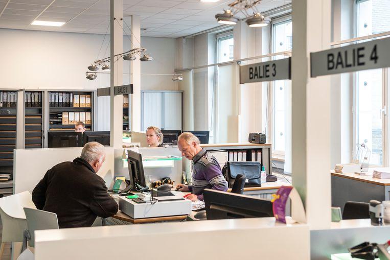 De flexibele dienstverlening voor de burgers met werken op afspraak slaat aan bij de Bilzenaren.