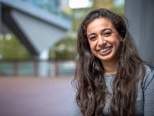 Hajar (19) uit Helmond spreekt de wereld toe