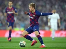 Rentree De Jong bij FC Barcelona uitgesteld