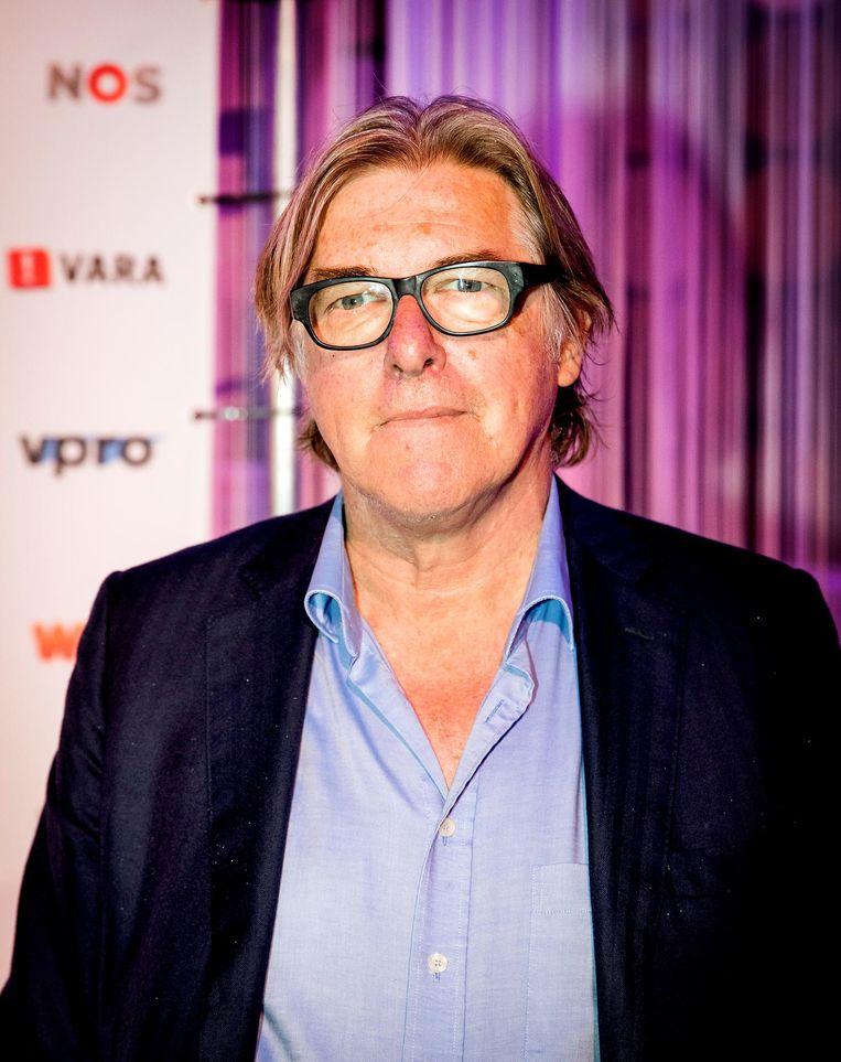 Bert van der Veer, voormalig regisseur van Pauw en Pauw & Witteman: 'Er hangt een linkse geur om DWDD en Pauw heen.' Beeld anp