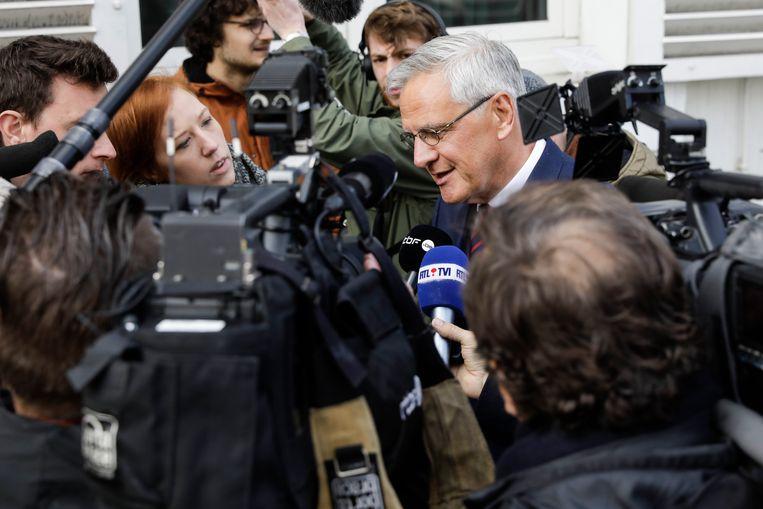 Minister van Werk Kris Peeters (CD&V).