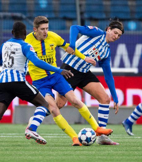 Samenvatting   Vijf tegentreffers en een rode kaart voor FC Eindhoven tegen Cambuur