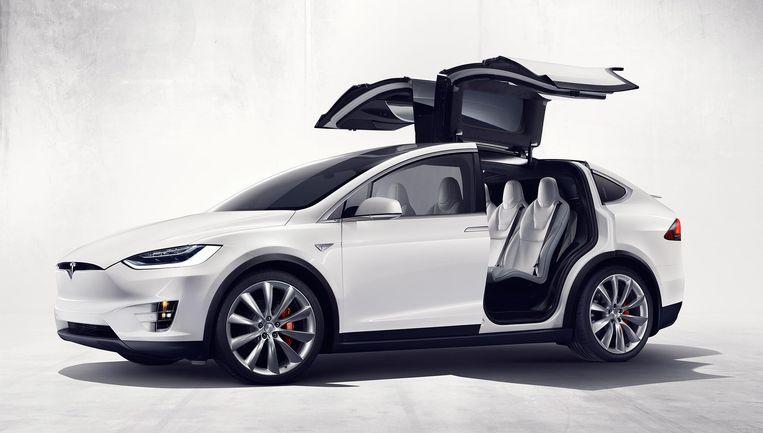 null Beeld Tesla
