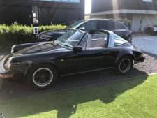 Klassieke Porsche gestolen uit garagebox in 1974