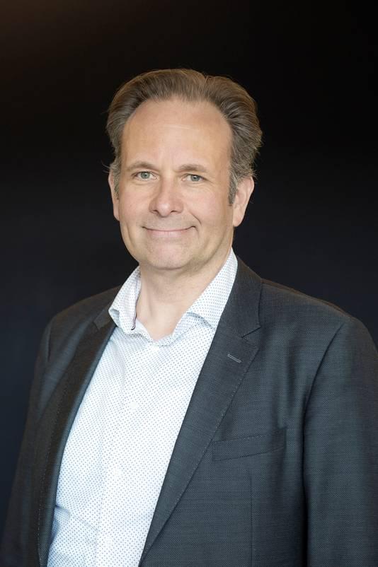 Noël Vergunst. Hij is de meest ervaren politicus in  het nieuwe Nijmeegse college. Hij was eerder bijna 12 jaar raadslid voor GroenLinks.